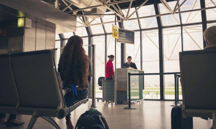 11 dingen die je doet op het vliegveld