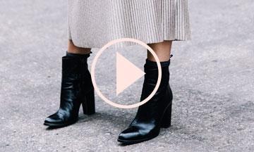 Tip: Zo gaan je schoenen weer glimmen