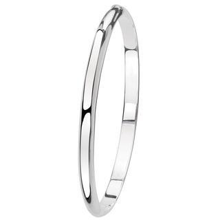 Zilveren armband bangle 5mm