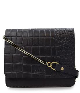 Handtassen Audrey Mini Chain Zwart
