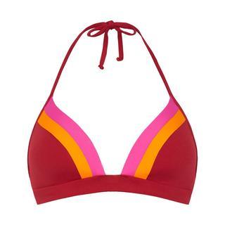 Utopia - Triangel Bikinitop Met Voorgevormde Cup