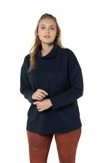 Sweater Clara, oversized - Grote Maten