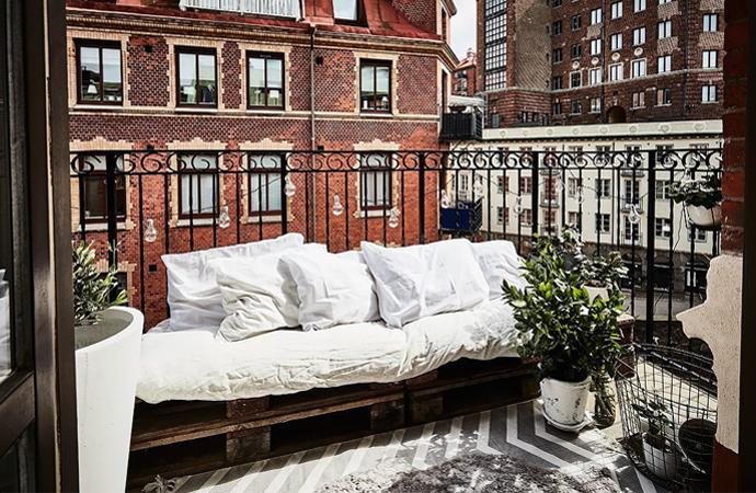 Heb je een klein balkon? 5 x interieurtips!