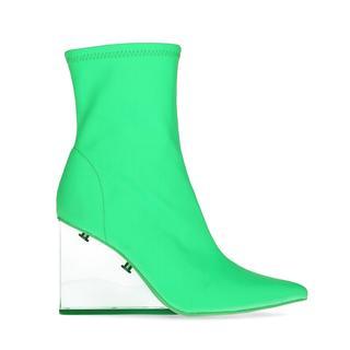 Siren sock boots groen