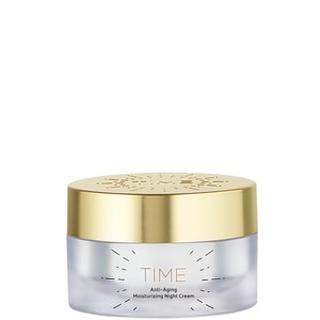Time - Time Hydraterende Nachtcrème Tegen Huidveroudering - 50 ML