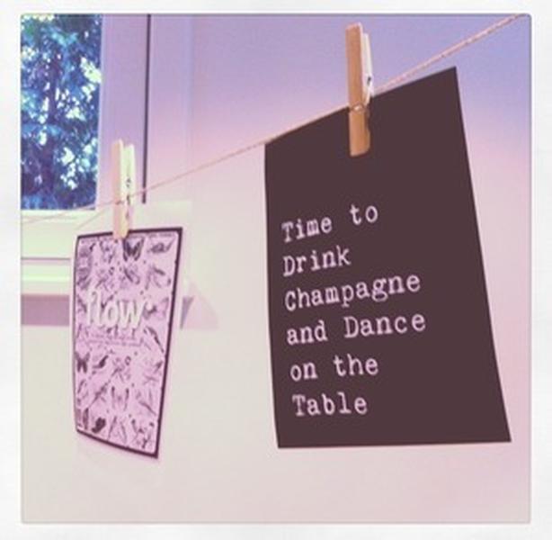 Quote Champagne