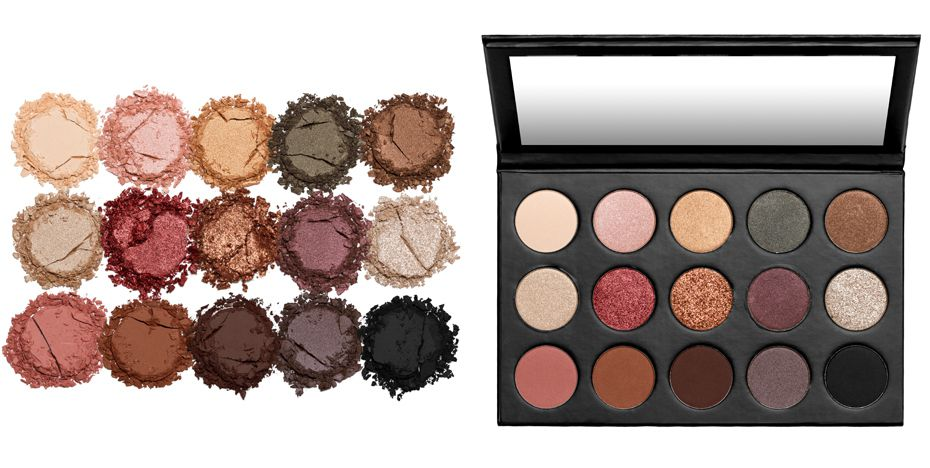 BE Creative MASTER EYESHADOW PALETTE
