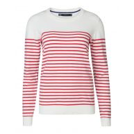 Dames stripe trui