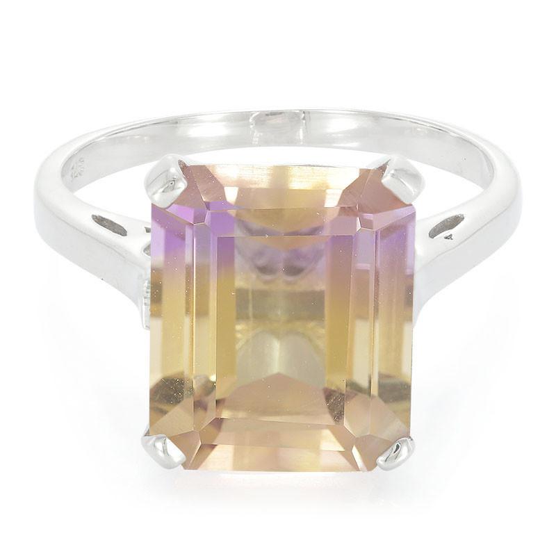 levering Juwelo Gouden ring met een ametrien Goedkope Koop Exclusieve Korting Echte Goedkoopste Prijs Online goedkoopste vtXWhzC59