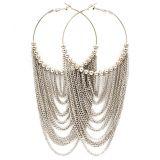 Statement Chain Earrings My Jewellery