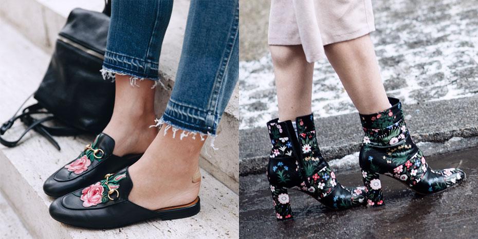 Schoenen patches