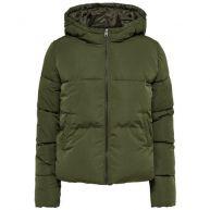 Only Korte Gewatteerde jas