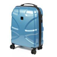 Samsonite Xylem PC Upright 55 azzurra blue