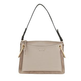 Tote Roy Bag Medium Motty Grey in beige voor dames Gr. Medium