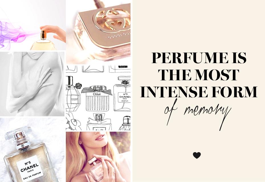 Perfume Layered