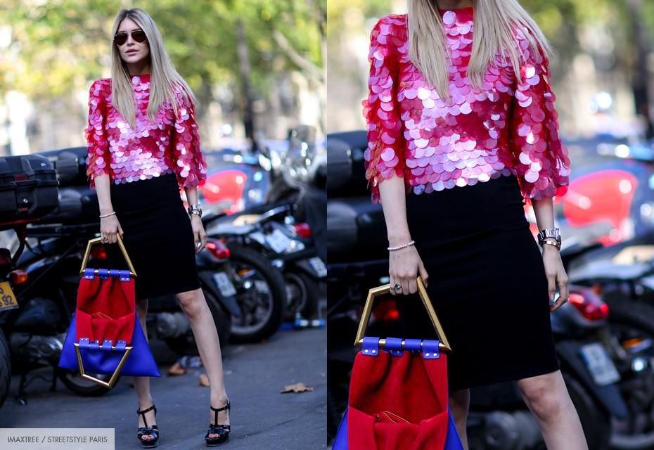 Paris Fashion Week Streetstyle
