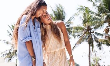 Pris en Eve van We Like Bali: 'Doe iets in je leven waar je écht blij van wordt'