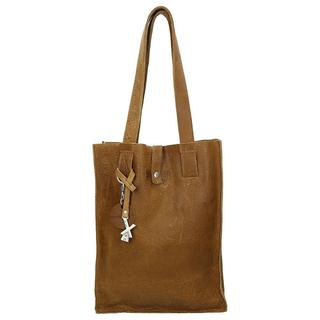 Renee shopper M cognac