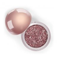 LA Splash Crystalized Glitter Blushing Bride