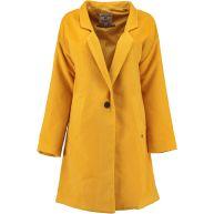 Ladies outdoor jacket - Yellow