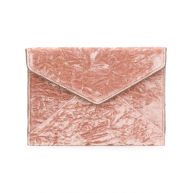Rebecca Minkoff envelope clutch - Brown