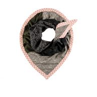 POM Amsterdam sjaal Origami Green 251