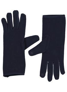 Dameshandschoenen Touchscreen Blauw (blauw)
