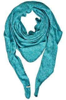 Driehoekige sjaal leo
