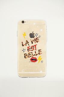 La Vie Est Belle Case - Iphone