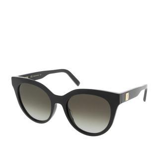 Zonnebrillen - 657S Black in zwart voor dames