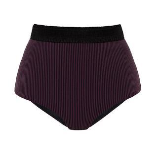 Warm Sand - Bikinibroekje Hoge Taille