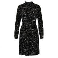 Soaked In Luxury Feestelijke jurk Female Zwart