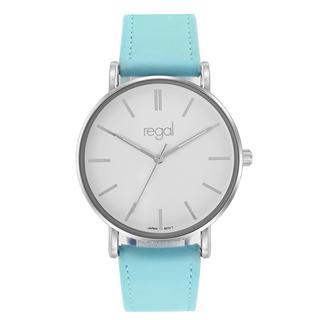 Slimline horloge Blue Pardise