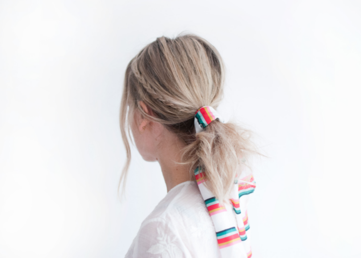3x supersnelle summer hair do's