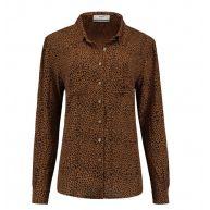 By Danie - Cheetah blouse strik