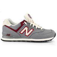 Sneaker - New Balance - grijs