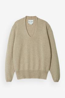 Bellamy cashmere v-neck sweater 'katrina'
