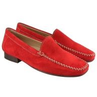 Sioux Loafer Campina rood