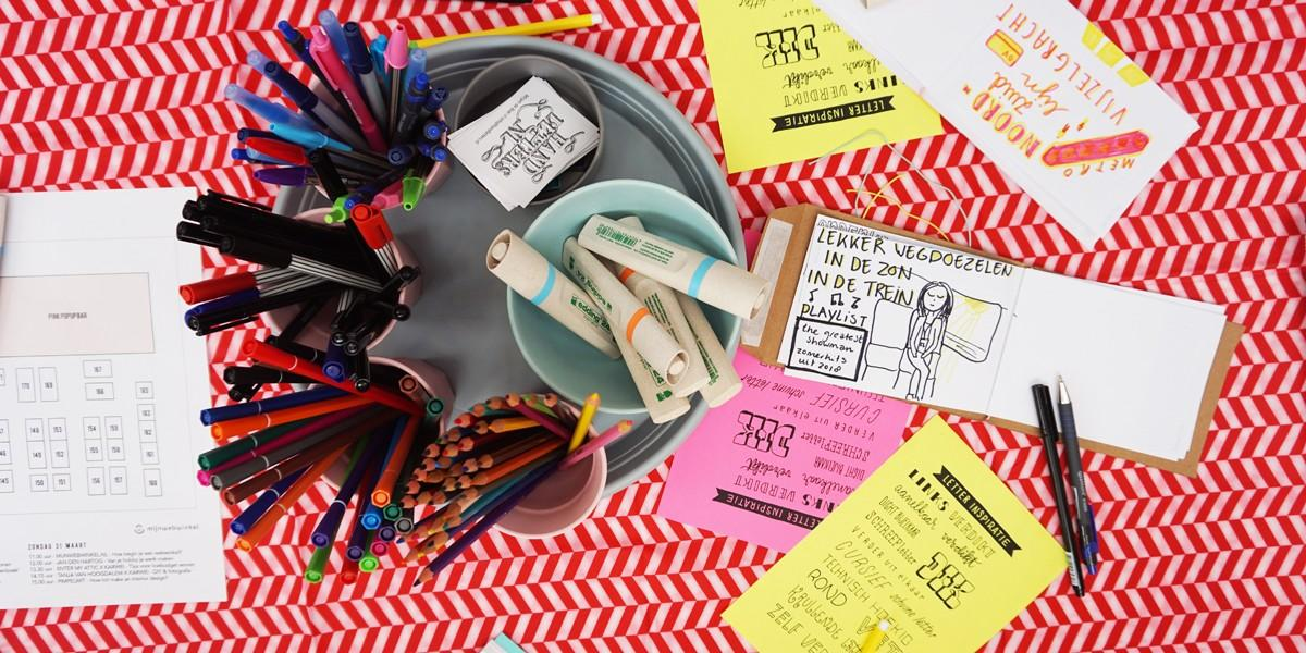 Creative journaling made easy - Flow Magazine on