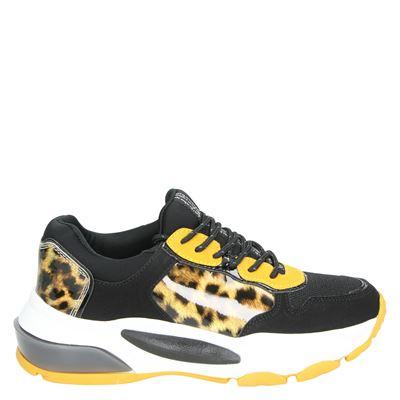 Lage Ps Sneakers Zwart Poelman HIW29ED
