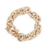 TOV Essentials Armbanden Small Oval Gourmet Bracelet