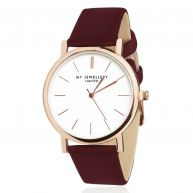 My Jewellery Limited Watch Bordeaux - Rose