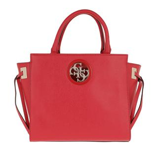 Tote - Open Road Society Satchel Cny Red in rood voor dames