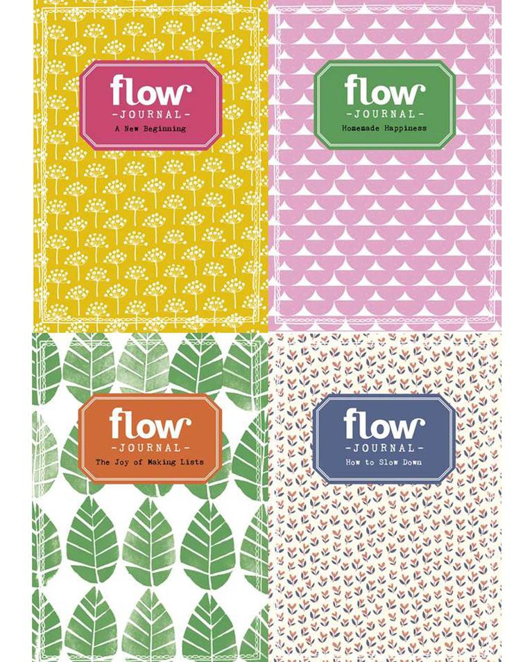 Flow Journal pakket