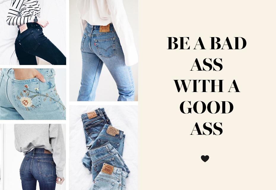 jeans kontzakken