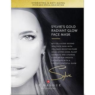 Face Mask Face Mask Sylvie's Gold Radiant Glow Face Mask