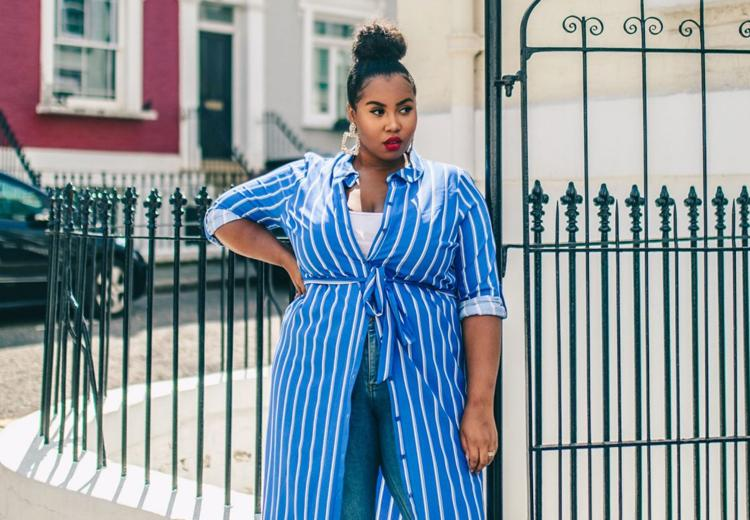 De leukste curvy mode influencers op Instagram
