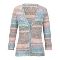 Peter Hahn Vest, roze/multicolour