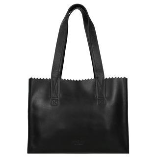 My Paper Bag Handbag shopper hunter black