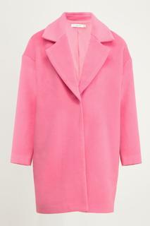 Roze oversized jas